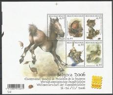 Belgique Bloc 116 MNH** Prix émission 5 € - Blocks & Sheetlets 1962-....