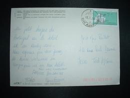 CP Pour La FRANCE TP VIGNETTE VOILIER 75 OBL.17-7 95 ALVAIAZEPE - Automatenmarken (ATM/Frama)