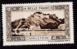 VIGN48 CHARLEMONT Vignette De Collection LA BELLE FRANCE 1925s Helio VAUGIRARD PARIS Erinnophilie - Commemorative Labels