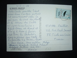 CP Pour La FRANCE TP Proteze Ou Baba... PARAPLUIE BEBE R 2 OBL.16 NO 88. - Maurice (1968-...)
