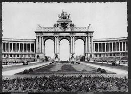 BRUXELLES - ARCADE MONUMENTALE DU CINQUANTENARIE - VIAGGIATA 1954 PER L'ITALIA - Monumenti, Edifici