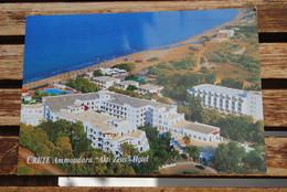 CRETE AMMOUDARA AKTI ZEUS HOTEL - Grèce