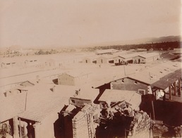1904 Photo Beni Ounif La Redoute Algérie Légion étrangère - Guerra, Militari