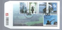 FDC  COB 3874/3878 - 2001-10