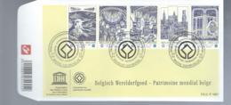 FDC  COB 3893/3897 - 2001-10