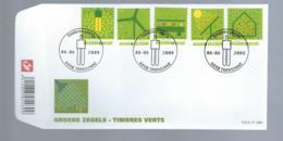 FDC  COB 3911/3915 - 2001-10