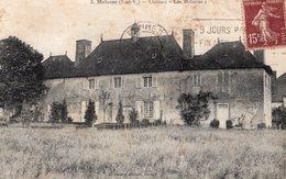 Melesse (35) - Le Château Des Milleries. - Autres Communes