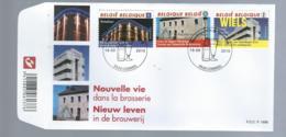 FDC  COB 4061/4063 - 2001-10