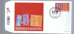 FDC  COB 4089 - 2011-...