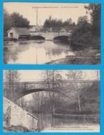 45 - BRIARRES-SUR-ESSONNE - 2 CARTES - France