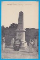 45 - YEVRE-LA-VILLE - MONUMENT AUX MORTS 1914-1918 - France
