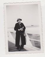 27515 Photo OSTENDE Aout 1934 -Lucie Belgique Oostend - Plaatsen