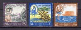 EGYPTE     Oblitérés    Y. Et T.  PA N° 104 / 106       Cote: 4,00 Euros - Poste Aérienne