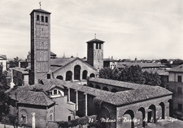 (E487) - MILANO - La Basilica Di Sant'Ambrogio - Milano