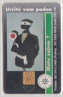 CZECHIA 1994 POLICE POPOF - Polizia