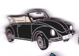 CABRIOLET VW  ( DEMONS ET MERVEILLES EGF) - Volkswagen