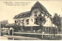 """TOUSSUS LE NOBLE (78)  """"AVIATIC HOTEL"""" RESTAURANT CAFE R.MANDEVILLE - Toussus Le Noble"""