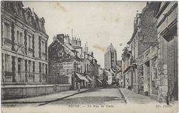 60  Noyon La Rue De Paris - Noyon