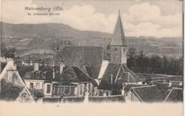 *** 67  ***  WEISSENBURG  St Johannes Kirche  TTB Neuve - Wissembourg