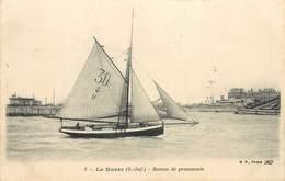 LE HAVRE - Bateau De Promenade. - Hafen
