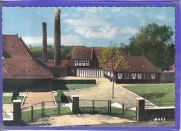 Carte Postale 62. Auxi-le-chateau  L'Emaillerie Très Beau Plan - Auxi Le Chateau