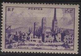 FR 1461 - FRANCE N° 745 Neuf** 1er Choix Cathédrale De Rouen - France