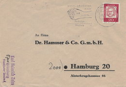 Welt-Lepra-Tag Deutsches Aussätzigen-Hilfswerk Würzburg 1965 - Bach - Medicina