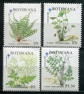 Botswana Mi# 539-42 Postfrisch MNH - Flora - Botswana (1966-...)