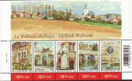 Belgique Bloc 132 MNH** Prix émission 2,6 € - Blocks & Sheetlets 1962-....