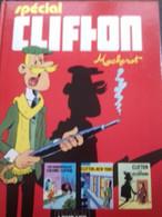 Spécial Clifton MACHEROT Le Lombard 1981 - Clifton