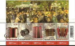 Belgique Bloc 139 MNH** Prix émission 2,6 € - Blocks & Sheetlets 1962-....