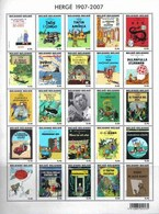 Belgique Bloc 143 MNH** Tintin Prix émission 11,5 € - Blocks & Sheetlets 1962-....
