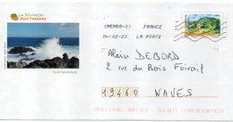 Entier Postal PAP Local Personnalisé Ile De La Réunion Nos Trésors Sud Sauvage - Entiers Postaux