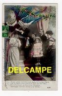 """DF / TRADITION ET CULTURE / COURONNEMENT DE  LA """" ROSIÈRE """" ( JEUNE FILLE VERTUEUSE ) / 1908 - Europe"""