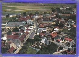 Carte Postale 62. Bertincourt    Vue D'avion  Très Beau Plan - Bertincourt