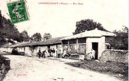 LANDRECOURT  -  Camp Du Génie  -  Belle Animation - Autres Communes