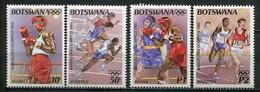 Botswana Mi# 535-8 Postfrisch MNH - Olympic Games Barcelona 92 - Botswana (1966-...)