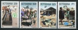 Botswana Mi# 582-5 Postfrisch MNH - UNO FAO - Botswana (1966-...)