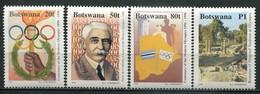 Botswana Mi# 605-8 Postfrisch MNH - IOC - Botswana (1966-...)