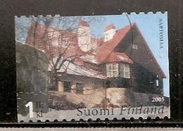 FINLANDE    N°   1705   OBLITERE - Used Stamps