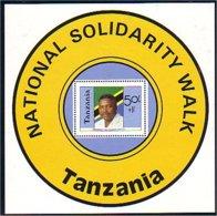 Tanzania Solidarity MNH ** Neuf SC (A50-19) - Tanzania (1964-...)