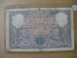 BILLET DE 100F BLEU ET ROSE DU 23/05/1900 FAYETTE 21/13 - 1871-1952 Anciens Francs Circulés Au XXème