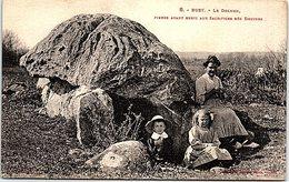 64 - BUZY -- Le Dolmen Pierre Ayant Servi Aux Sacrifices Des Druides - France