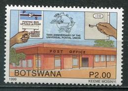 Botswana Mi# 683 Postfrisch MNH - UPU 1999 - Botswana (1966-...)