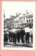 Photo Place Du Marché De Thionville Lors D'une Fête 1961 - Orte
