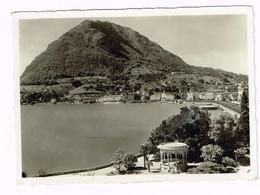 V5078 Lugano - Monte San Salvatore - Panorama Sul Lago / Viaggiata 1936 - TI Tessin