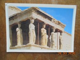 Athens The Caryatides At The Acropolis. Haitalis PM 1989 - Grèce