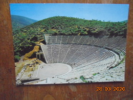 Epidaurus The Ancient Theatre. - Grèce