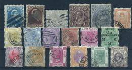 Britische Kolonien - Kl. Lot - Lots & Kiloware (mixtures) - Max. 999 Stamps