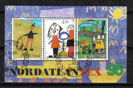 Faroer 1996 Nordatlantex S/S Y.T. BF 8 (0) - Faroe Islands